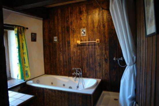 salle de bain 100m²