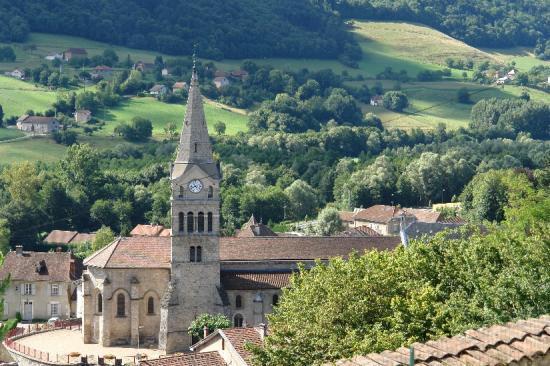 l'Eglise de Saint geoire en V
