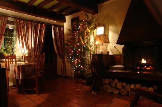 Noël en Chartreuse entrée
