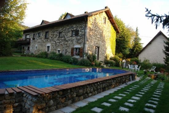 piscine & terrasse